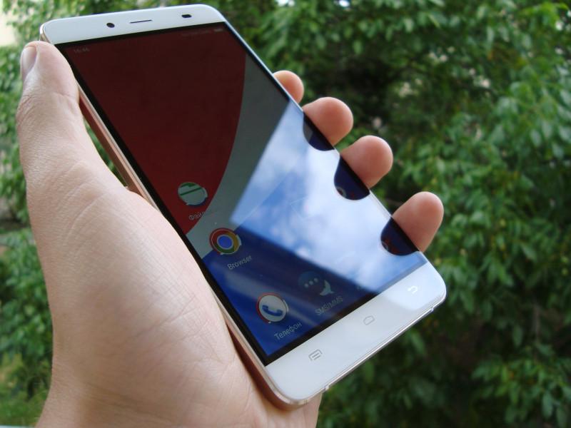 Banggood: Смартфон Pepsi P1S с необычной оболочкой dido OS 6.1 и отличным экраном.
