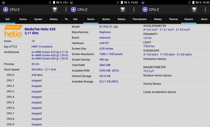 Aliexpress: Смартфон Elephone S7 - стильный и мощный.