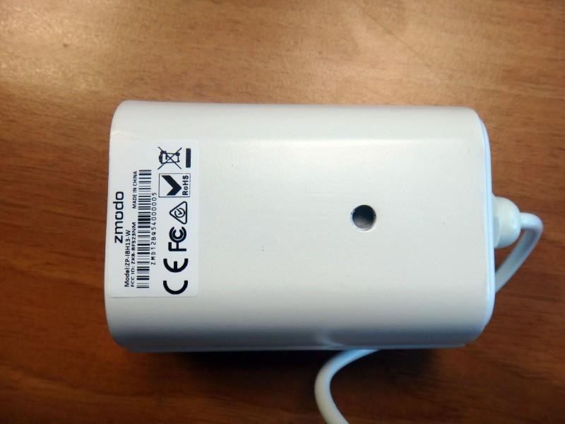 Banggood: Обзор Zmodo IP WiFi камера ZM-w0007 -простота в установке и настройке
