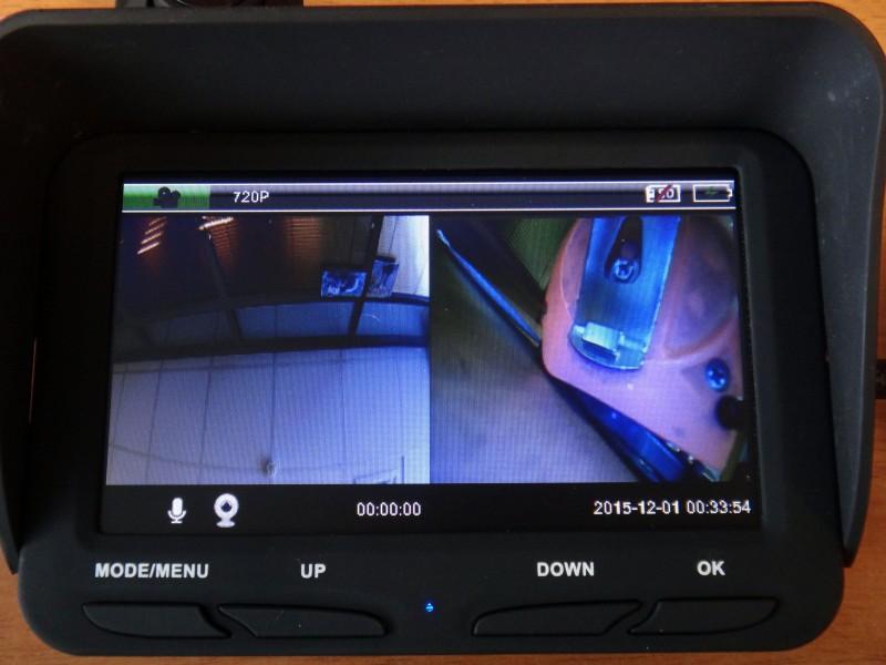 GearBest: X2B видео-удочка - подводная камера и регистратор для рыбной ловли, обзор и возможности
