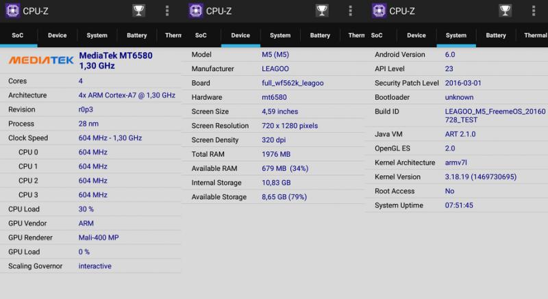 Aliexpress: Обзор LEAGOO M5 ударопрочный смартфон  - правда или вымысел?!