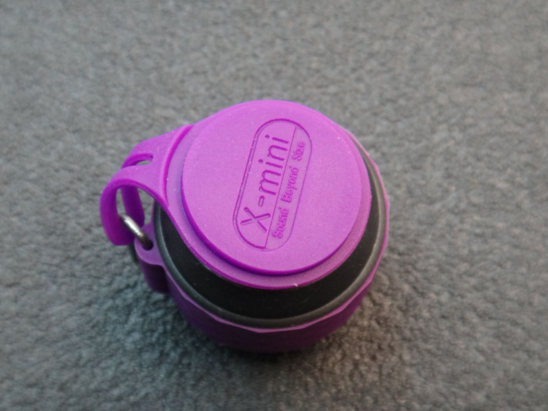 Lightake: X-Mini WE - портативная Bluetooth колонка с AUX и функцией трансмиттера