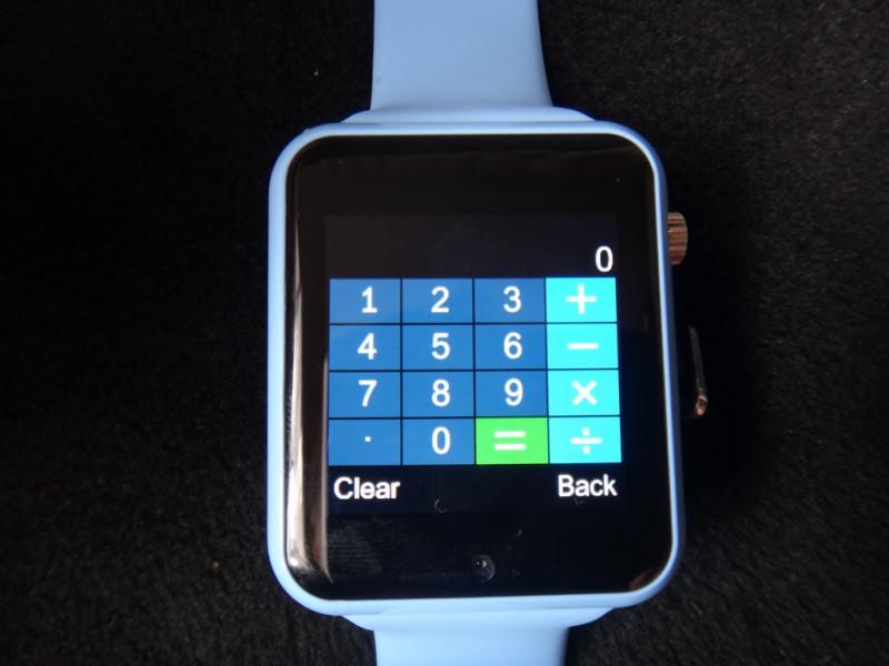 Newfrog: Смарт-часы G10A со встроенной камерой и функцией GSM звонков