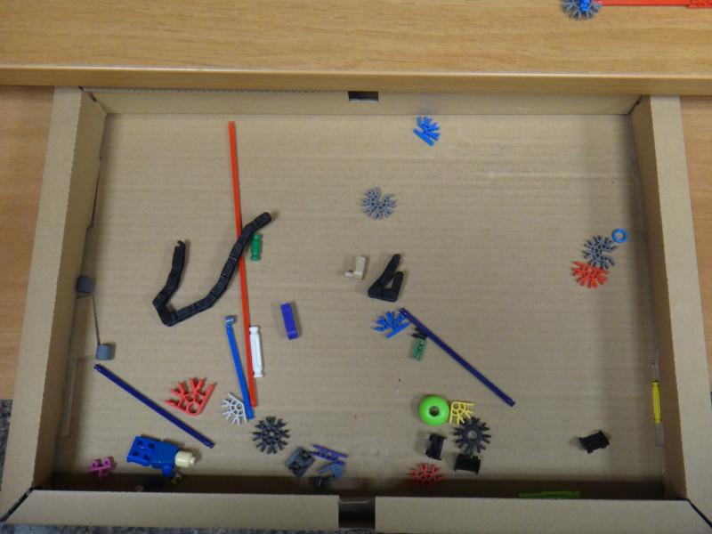 GearBest: Обзор детского конструктора фирмы LOZ 'Парк развлечений' - 534 детали.