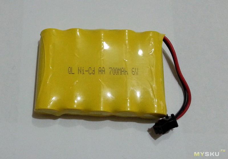 Батарейный отсек для аккумулятор li ion 18650
