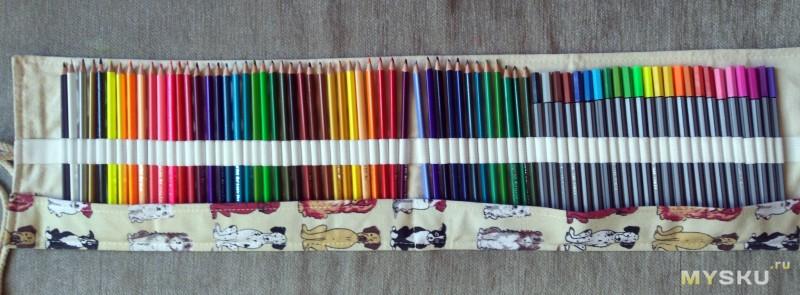 Органайзер для карандашей своими руками сшить 65