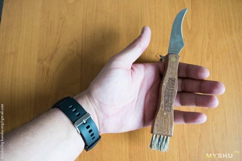 Нож грибника своими руками