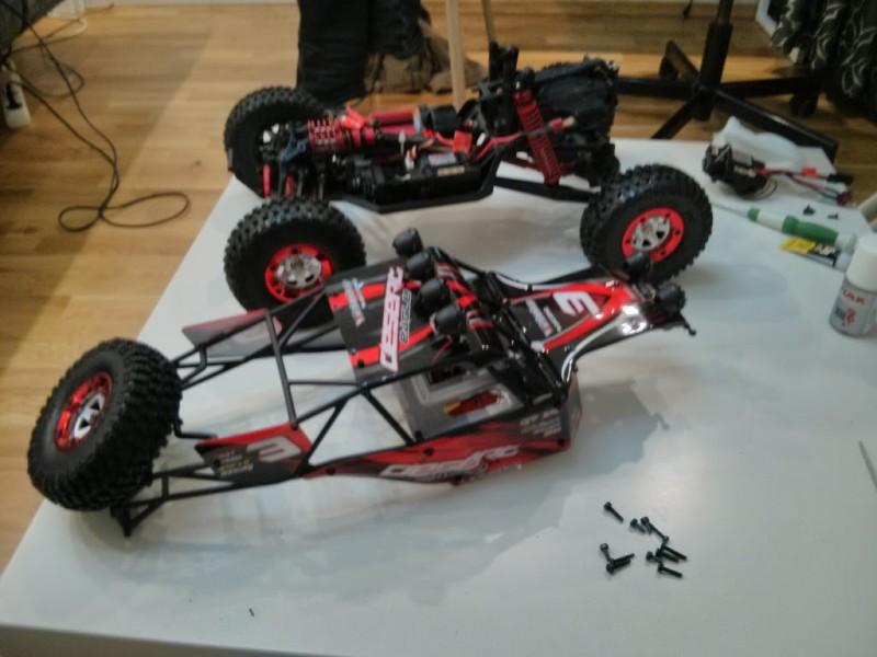GearBest: Р/У автомодели  FEIYUE - 01, 02 и 03 (мультиобзор)