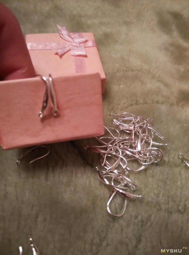 Как сделать крючок для сережек