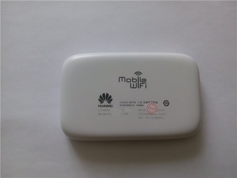 Магазины Китая: Huawei E5776 3G / 4G LTE портативный WiFi роутер