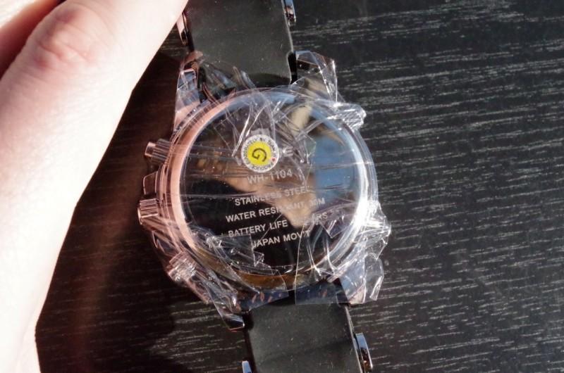 ChinaBuye: Часы любимой фирмы Weide