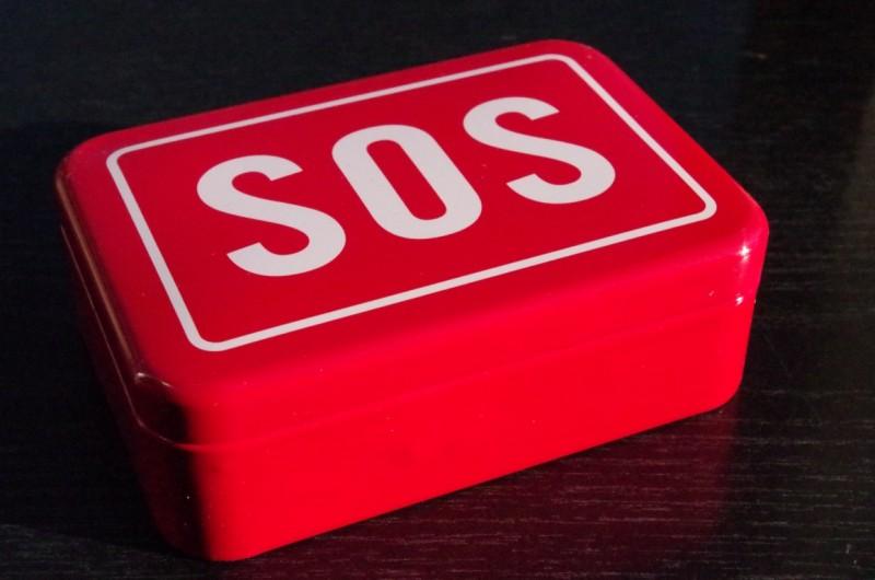ChinaBuye: SOS набор и салфетки с йодом