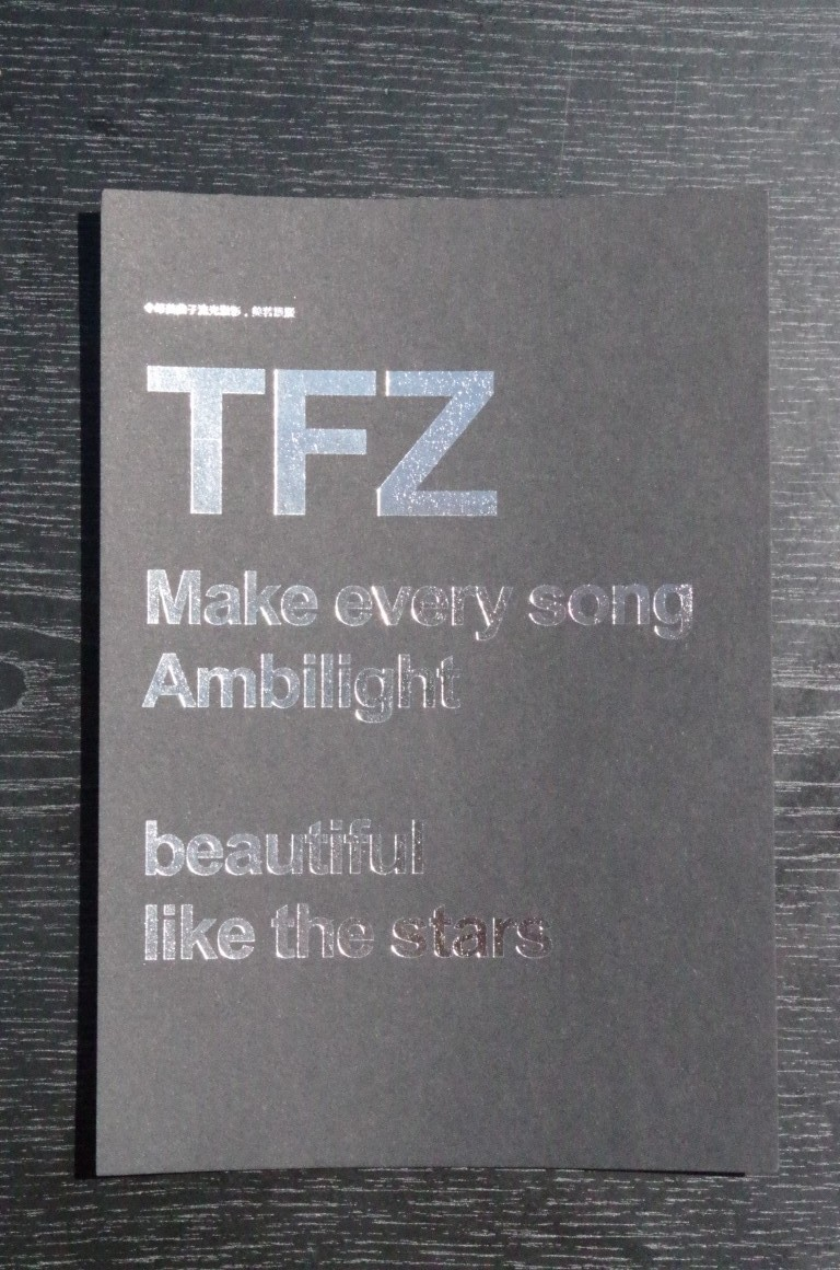 PenonAudio: Наушники TFZ Series 1