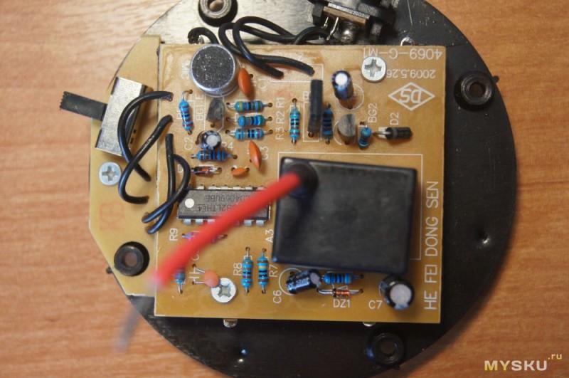 Источник http://mysku.ru/blog/ebay/39579.html Внутреннее устройство плазменной лампы.