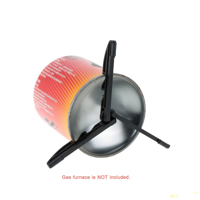 Gas Canister: Epi Gas Canister