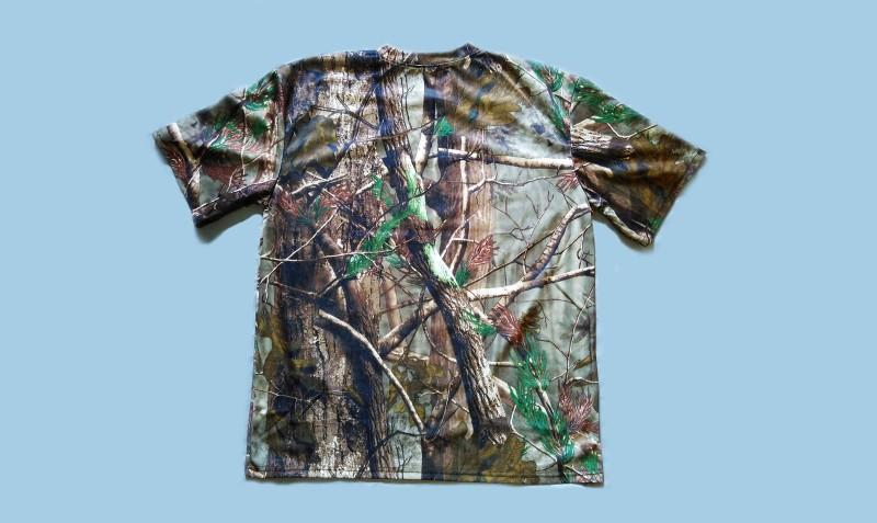 Banggood: Камуфляжная футболка