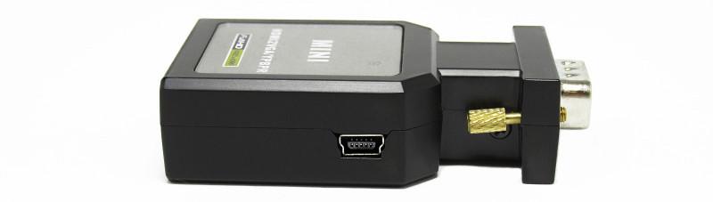 TVC-Mall: Активный конвертер / переходник с HDMI на VGA и компонентный