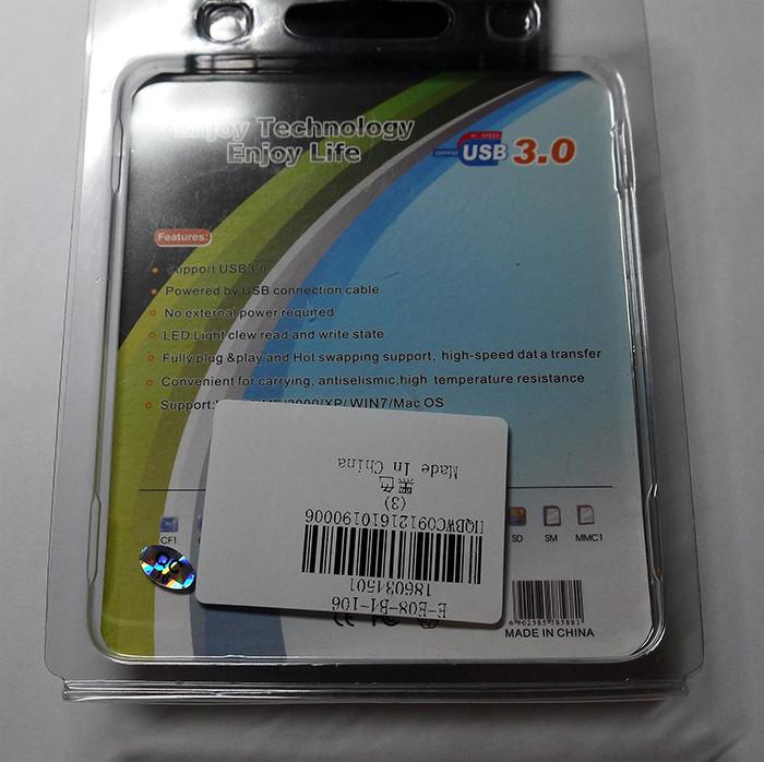 GearBest: Карта Micro SD MIXZA TOHAOLL 64GB + Картридер Maikou MK300U  USB 3.0