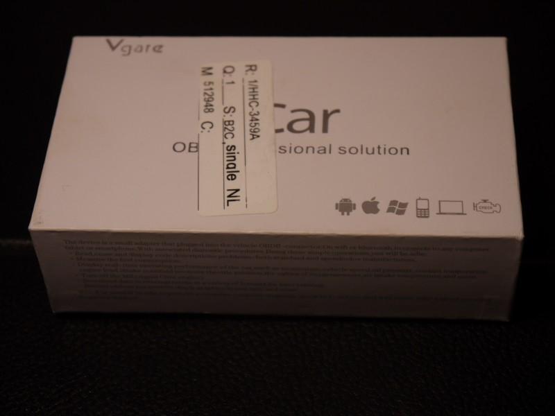 TVC-Mall: Диагностический сканер Vgate iCar 2