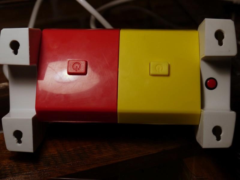 TVC-Mall: Удлинитель ALARDOR на 3 розетки и 2 USB порта.