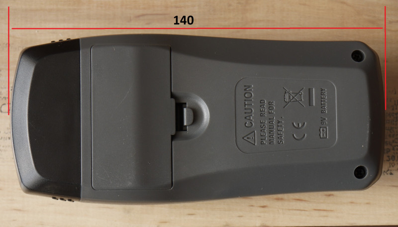 TomTop: Электровлагомер для древесины Bside EMT01