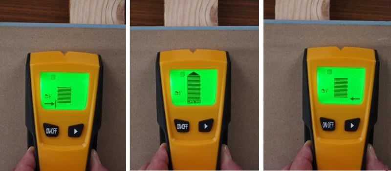 Banggood: Мультисканер TH210. Детектор скрытой проводки, металла и дерева.