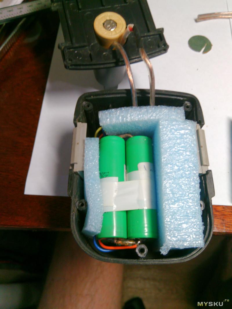 Как восстановить аккумулятор от шуруповерта своими руками 38