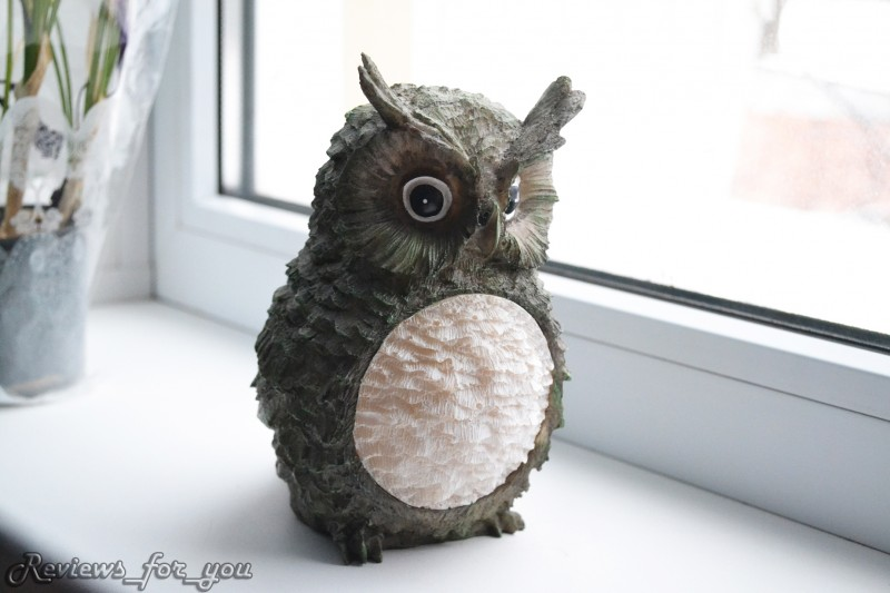 ChinaBuye: Кручу-верчу, показать сову хочу
