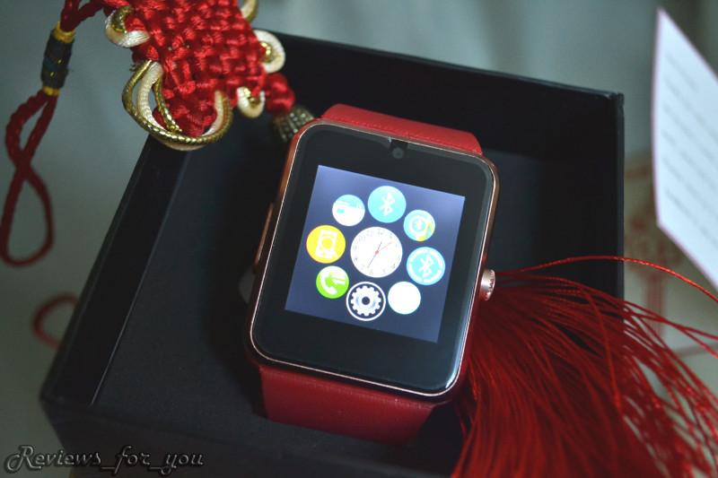 Aliexpress: Smart Watch GT08, бюджетные и весьма неплохие