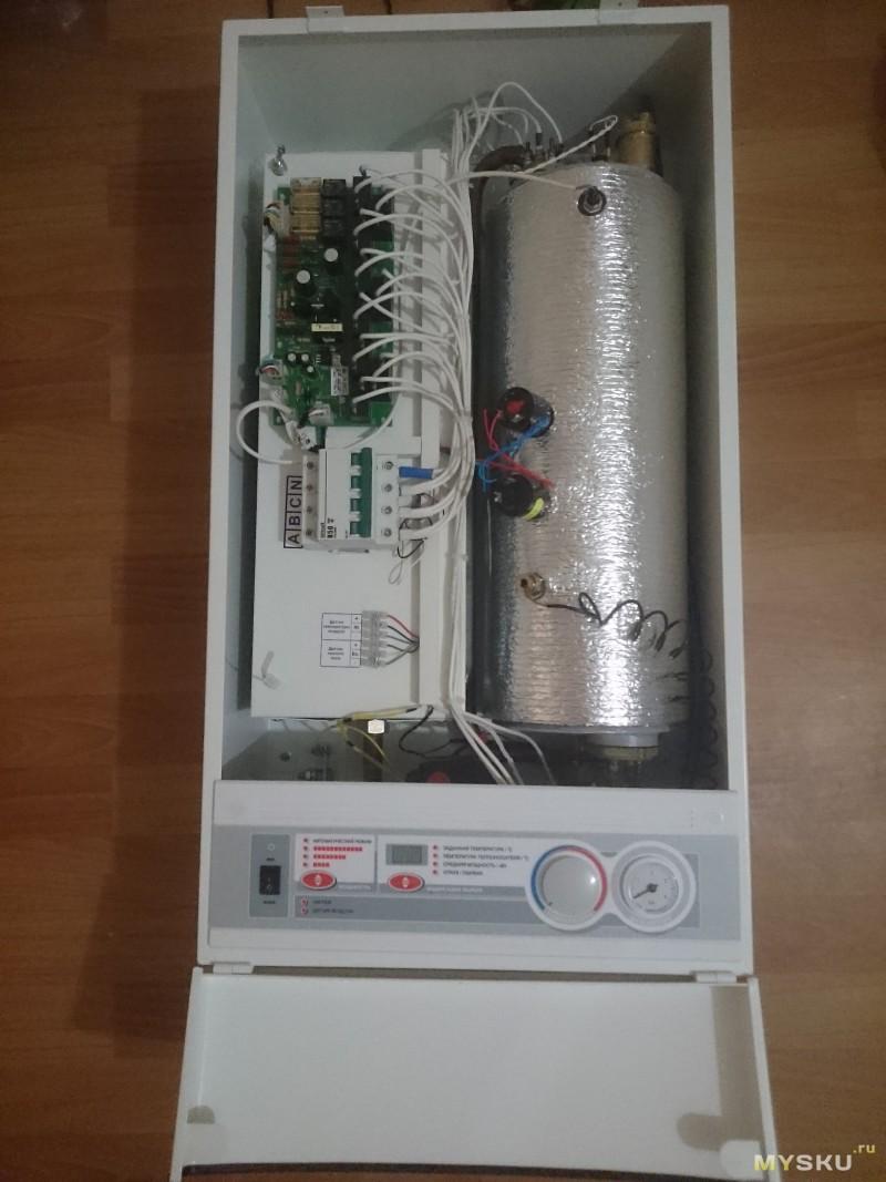 электрокотел warmos-qx инструкция
