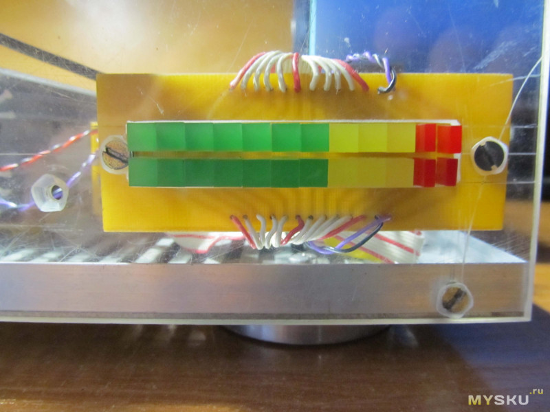 Lm3915 схема на светодиодах