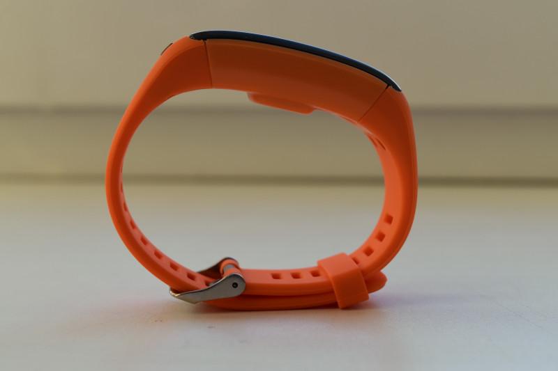 Магазины Китая: Смарт браслет No.1 SmartBand F1 - для создания оранжевого настроения