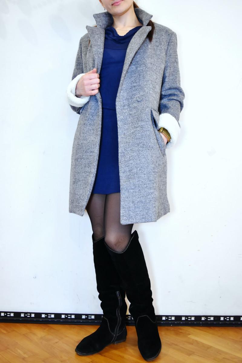 GearBest: Женское пальто-'boyfriend'… кусаю локти, что так не доверяла китайцам