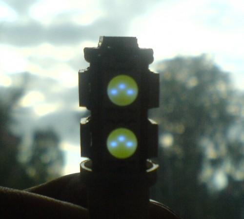 Светодиоды 5050 на автолампочке