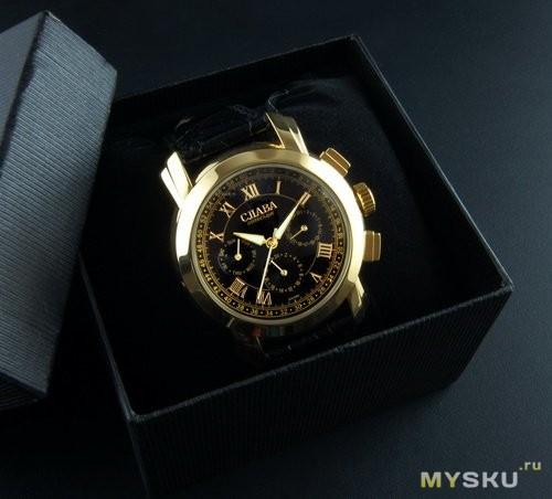Часы Omega De Ville Prestige BMW Club