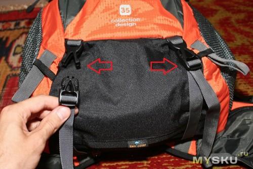 Схема закрепления лямок на рюкзаке рюкзак салева урбан 22