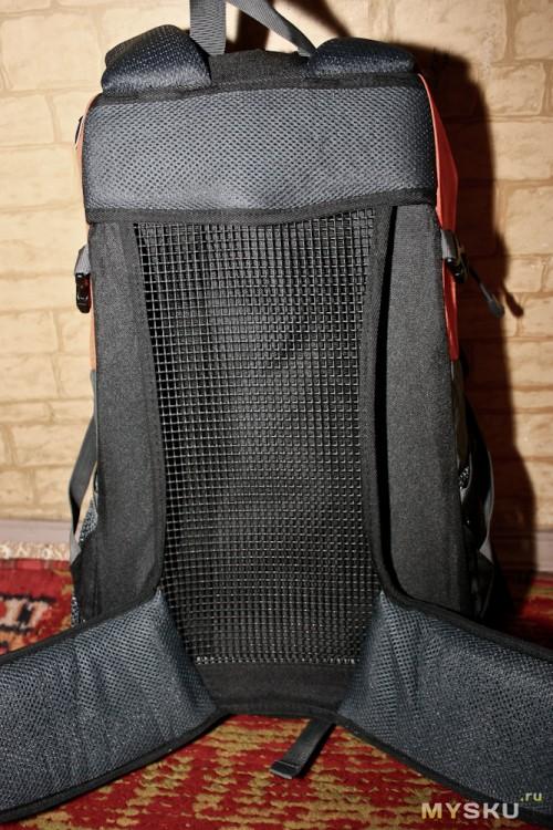 Металлическая сетка на рюкзак терра рюкзак бегун 6л runner