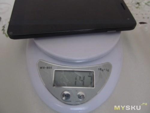 m2 вес