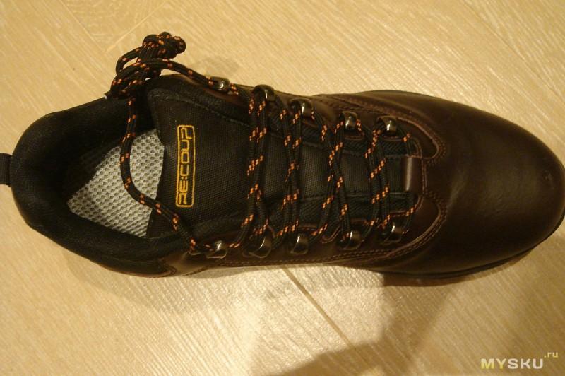 81d3415e Городские демисезонные мужские ботинки Recoup ES-101368