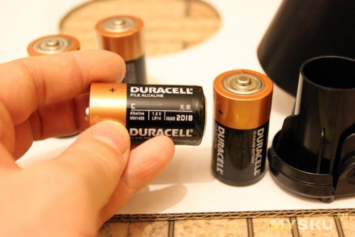 батарейка lr14 фото