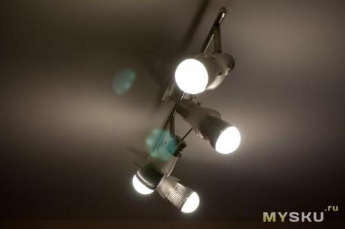Группа ламп