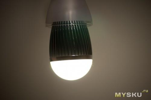 Лампа крутно 2