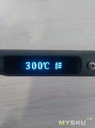 Инновационный паяльник TS100