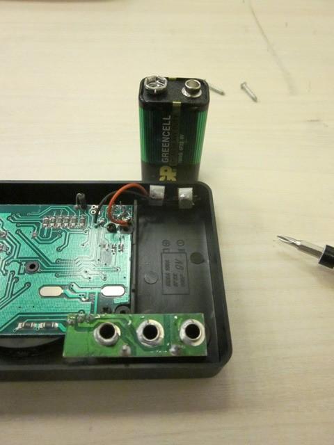 Инструкция цифрового мультиметра dt 830b