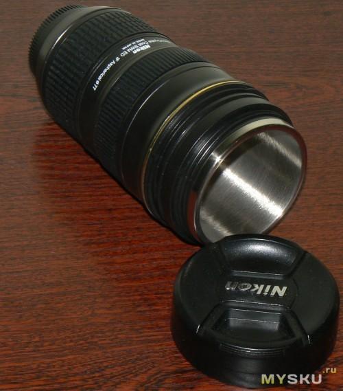 Nikon 24-70(300мл)