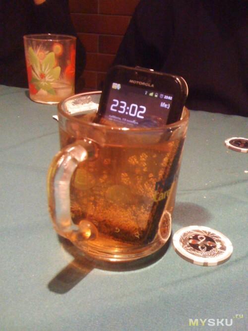 Defy в пиве