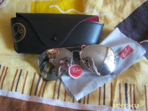 чехол,тряпочка,сами очки