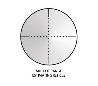 сетка mil-dot