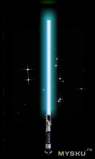 Как сделать мечи световые фото 668