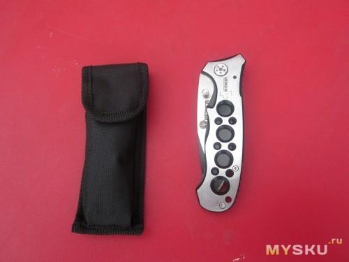 Нож и его чехол